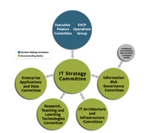 IT Architecture and Infrastructure committee is one of the key IT Strategy Committees